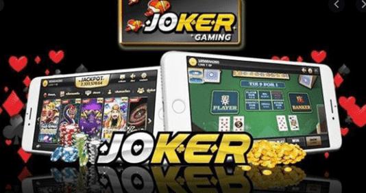 joker123 ฟรีเครดิต